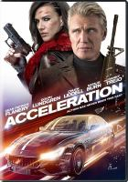 Cover illustration for Acceleration