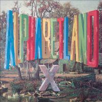 Cover illustration for Alphabetland