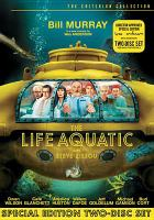 Cover illustration for The Life Aquatic With Steve Zissou