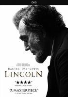 Cover illustration for Lincoln [DVD]