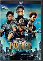 Cover illustration for Black Panther