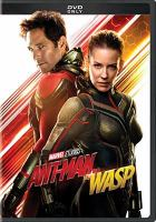 Cover illustration for Ant-Man and The Wasp