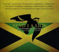 Cover illustration for Send I A Lion