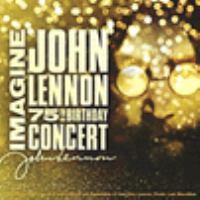 Cover illustration for Imagine: John Lennon 75th Birthday Concert