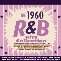 Cover illustration for 1960 R&B Hits Collection