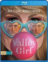 Cover illustration for Valley Girl
