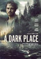 Cover illustration for A Dark Place