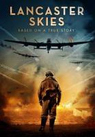 Cover illustration for Lancaster Skies