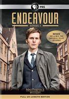 Cover illustration for Endeavour