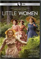 Cover illustration for Little Women
