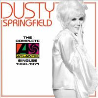 Cover illustration for The Complete Atlantic Singles