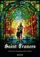 Cover illustration for Saint Frances