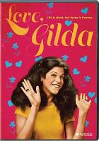 Cover illustration for Love, Gilda