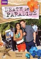 Cover illustration for Death in Paradise Season 7