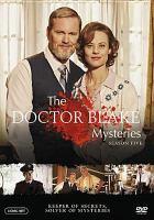 Cover illustration for The Doctor Blake Mysteries Season 5