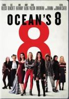 Cover illustration for Ocean's 8