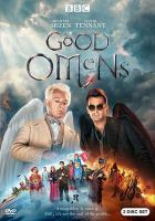 Cover illustration for Good Omens