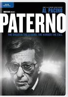 Cover illustration for Paterno