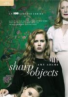 Cover illustration for Sharp Objects