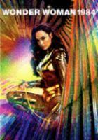 Cover illustration for Wonder Woman 1984