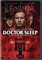 Cover illustration for Doctor Sleep