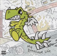 Cover illustration for My Dinosaur Life