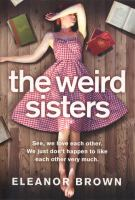Cover illustration for The Weird Sisters