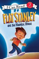Cover illustration for Flat Stanley and the Haunted House