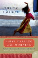 Cover illustration for First Darling of the Morning
