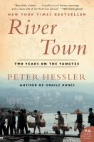 Cover illustration for River Town