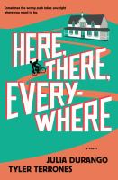 Cover illustration for Here, There, Everywhere