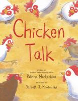 Cover illustration for Chicken Talk