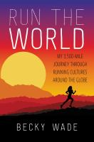 Cover illustration for Run the World