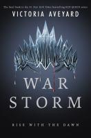 Cover illustration for War Storm