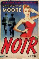 Cover illustration for Noir : a novel