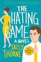 Cover illustration for The Hating Game