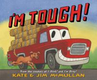 Cover illustration for I'm Tough