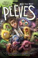 Cover illustration for Peeves