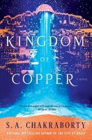 Cover illustration for The Kingdom of Copper