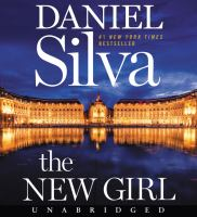 Cover illustration for The New Girl