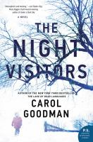 Cover illustration for The night visitors : a novel