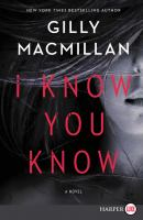 Cover illustration for I Know You Know
