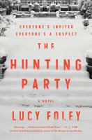Cover illustration for The Hunting Party