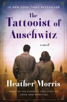 Cover illustration for The Tatooist of Auschwitz
