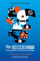 Cover illustration for The Faceless Old Woman Who Lives in Your Home