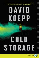 Cover illustration for Cold Storage