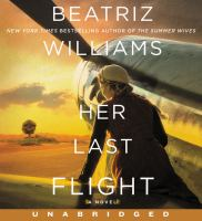 Cover illustration for Her Last Flight