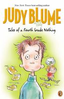 Cover illustration for Tales of a Fourth Grade Nothing
