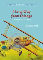 Cover illustration for A long way from Chicago : a novel in stories