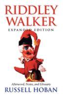 Cover illustration for Riddley Walker